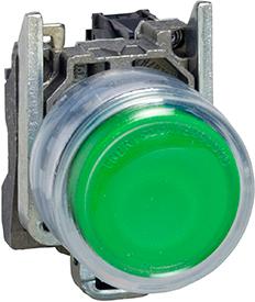 Кнопки, переключатели и светосигнальная арматура XB4