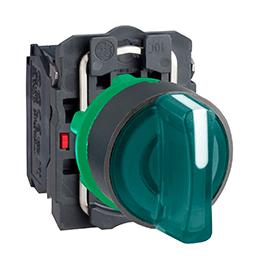 Кнопки, переключатели и светосигнальная арматура XB5