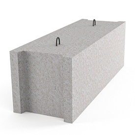 Фундаментные блоки ФБС12.3.3 (C16/20 W4)