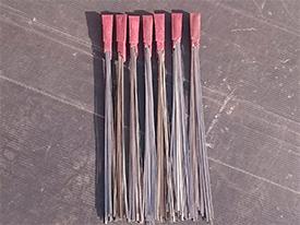 Тупса полипропиленовая/стальная