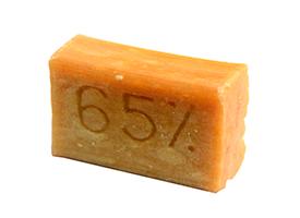 Мыло хозяйственное 65% 200г (РФ)