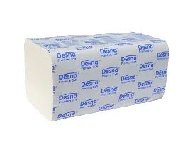 Полотенца бумажные Z-сложение 'Desna' 200шт/уп