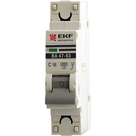 Автоматический выключатель 1Р 40А ВА 47-63 энергия