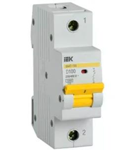 Автоматический выключатель модульный ВА 47-100 -1р 80А С