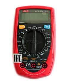Мультиметр цифровой ZEN-MM10-2