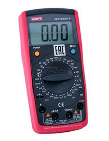 Мультиметр цифровой UNI-T ZEN-MM20-5