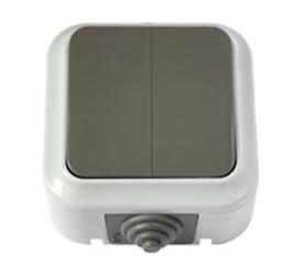 Выключатель А 56-224 (03) ( ПГ 2кл серый)