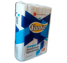 Бумажные полотенца ZZ сложения СТАНДАРТ