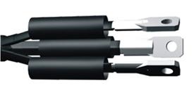 Концевые муфты для кабелей на 1кВ марки АВВГ (с пластмассовой изоляцией)