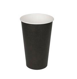 Бумажные стаканчики Однослойные Серия Black