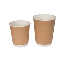 Бумажные стаканчики Двухслойные Серия Craft