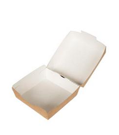 Коробка для бургера M