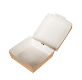 Коробка для бургера L
