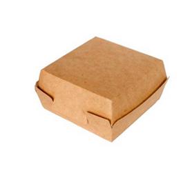 Коробка для бургера XL