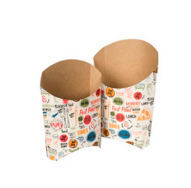 Упаковка для картофеля фри L Enjoy