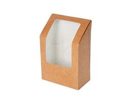 Упаковка для роллов и сэндвичей