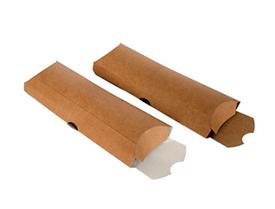 Упаковка для роллов Двойной крафт