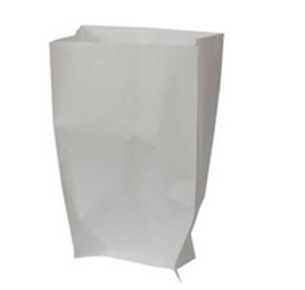 Бумажные пакеты с V-образным дном со складкой