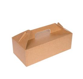 Коробки для тортов и десертов с ручками 4000 мл