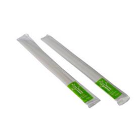 Палочки для еды в бумажной упаковке (сдвоенные)