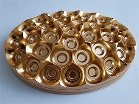 Коррекс для упаковки шоколадных конфет