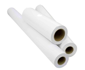Бумага для плоттеров для инженерной техники повышенной плотности 190 г/м2 (620*50*30)