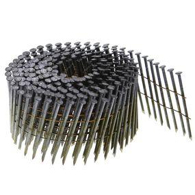 Гвозди барабанные 2,8х80 гладкие, угол наклона 16°