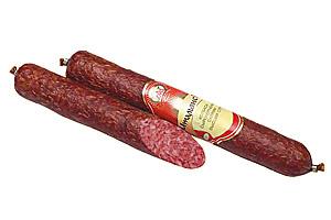 Колбаса сырокопченая салями «Итальянская» высший сорт