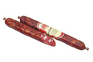Колбаса сырокопченая сухая «Ошмянский пачастунак»