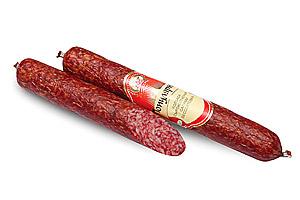 Колбаса сырокопченая салями «Венгерская» 1 сорт