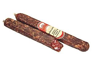 Колбаса сыровяленая сухая «Бабушкин гостинец» высший сорт