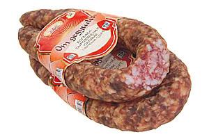 Колбаса сыровяленая салями «От дедушки» 1 сорт