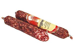 Колбаса сыровяленая салями «Праздничная» бессортовая