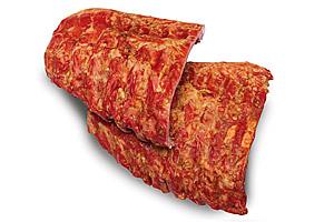 Продукт фирменный из свинины «Ребра Столичные» копчено-вареные