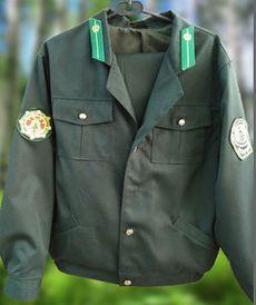 Куртка форменная 16Ф