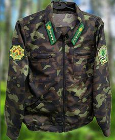 Куртка форменная 17Ф