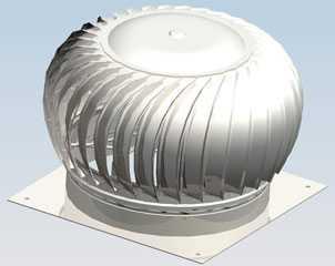 Турбины вентиляционные