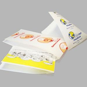 Уголок-конверт