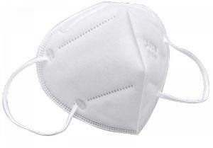 Санитарно-гигиеническая маска KN95, белая