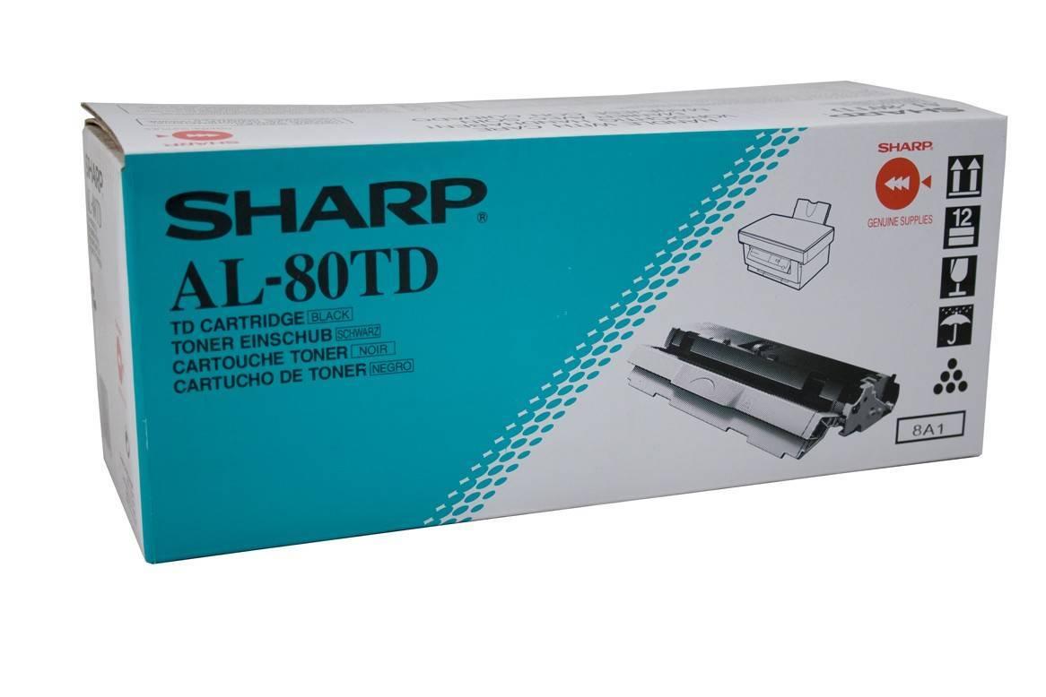 Картриджи для принтера Sharp