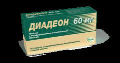 ДИАДЕОН лекарственное средство 60 мг