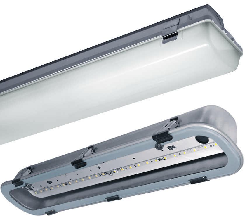 Светильник ДПП12-700 пожаробезопасный IP66
