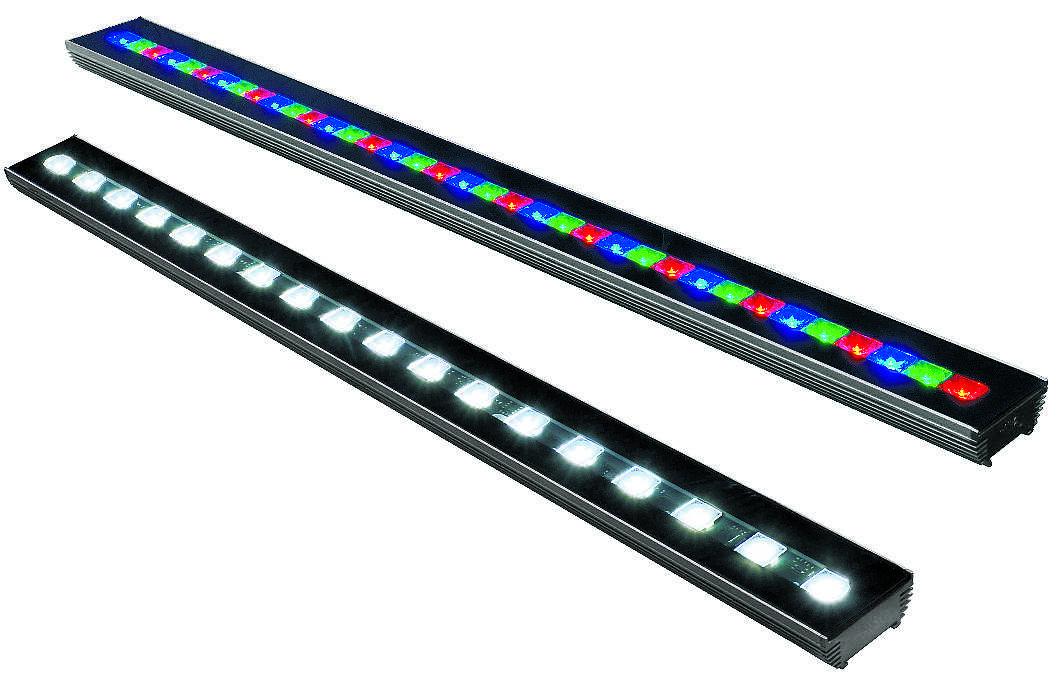 Светильник ДДУ09 STR9 линейный светодиодный для архитектурной подсветки