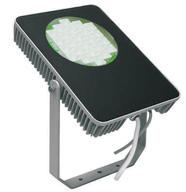 Прожектор ДДУ01 FL24-LED светодиодный для архитектурной подсветки