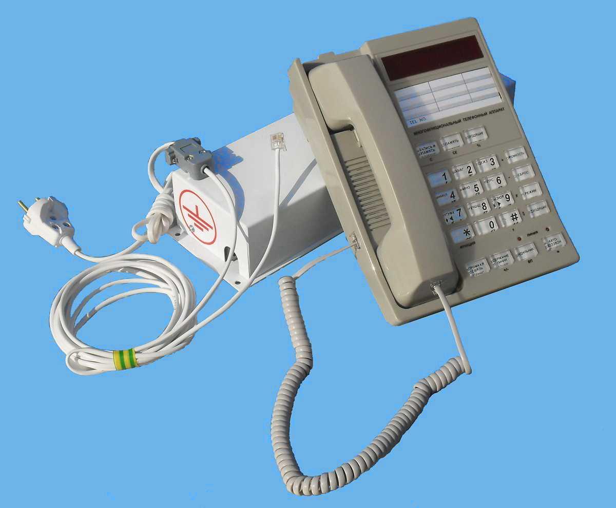 Палатная сигнализация УОС Электрум-24 (Пост медсестры)