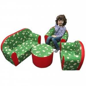 Набор детской игровой мебели 4 предмета