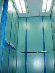 Лифт ЛП-0610БИ доступный для инвалидов
