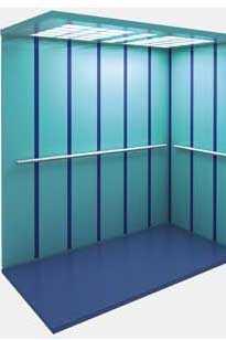 Лифт ЛБ-0505 для лечебно-профилактических учреждений (больниц)