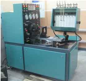 Стенд для проверки дизельной топливной аппаратуры СТДА-1