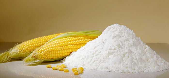 Крахмал кукурузный, мешок 25 кг (Россия)